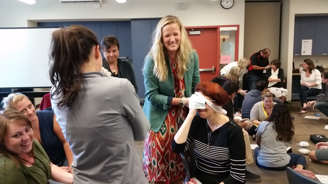 First Aid class added to Healthcare Provider BLS CPR Training